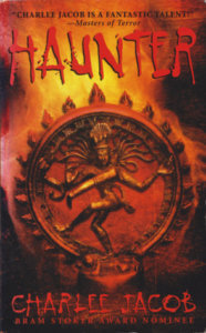 Cover of Haunter by Charlee Jacob