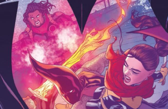 Marauders #6: Black King Takes Red Queen