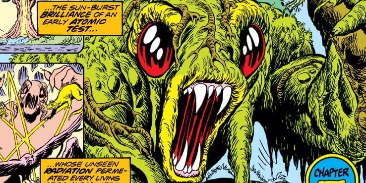 Krakoa the sentient mutant-island snarls.