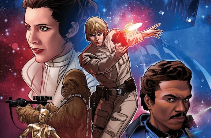 Star Wars #1: A Promising Start to a New Saga
