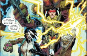 X-Force #5 Takes an Eye for an Eye