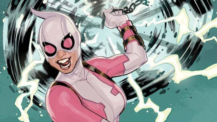 The Unbelievable Louis Skye on Her New Fave: Gwenpool