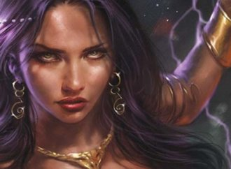 Dejah Thoris #1-2: Winter is Coming
