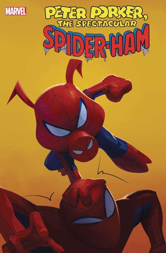 Cover art for Peter Porker: The Spectacular Spider-Ham #1 C 2019 Marvel Comics