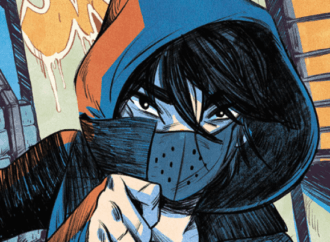 Sarah Kuhn and Nicole Goux's Shadow of the Batgirl: What Does it Mean to Be a Hero?