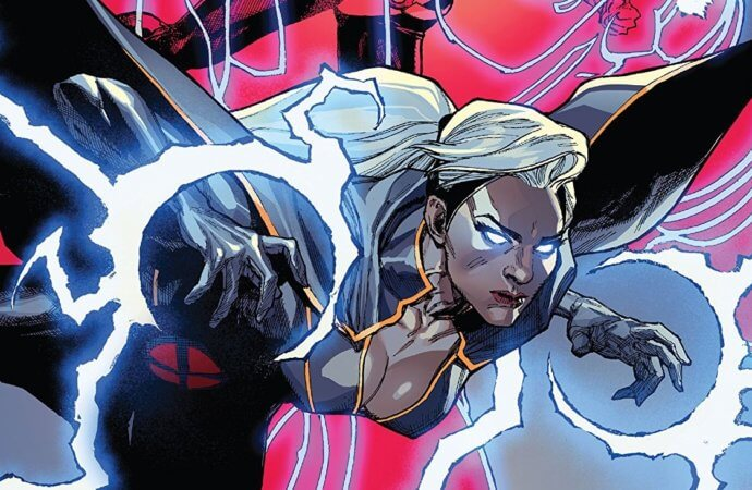 X-Men #5: Lip Synch For Your Life