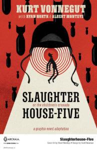 Slaughterhouse Five Graphic Novel, cover by Albert Monteys with Scott Newman, BOOM! Studios, 2020