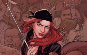 A Man Among Ye: Stephanie Phillips and Craig Cermak Take on Anne Bonny