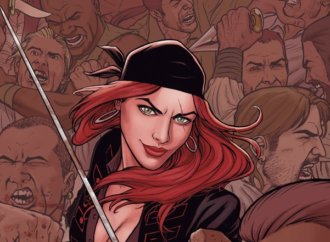 Anne Bonny Takes No Prisoners on the High Seas in A Man Among Ye #1