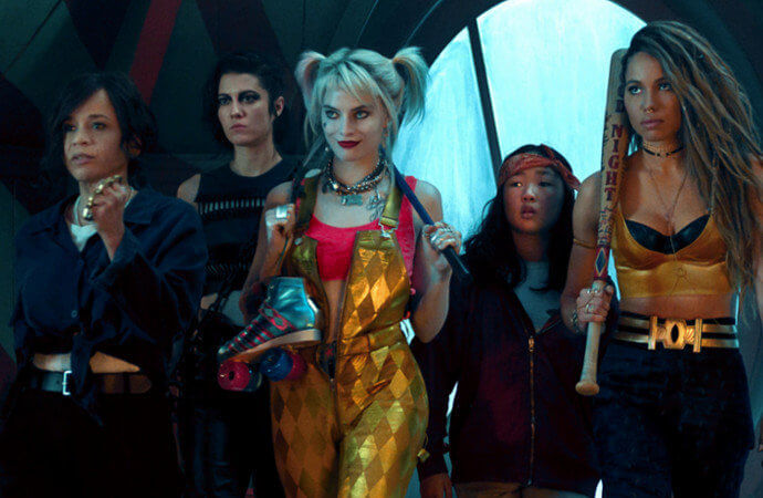 Birds of Prey is a Sparkly Sledgehammer to the Senses