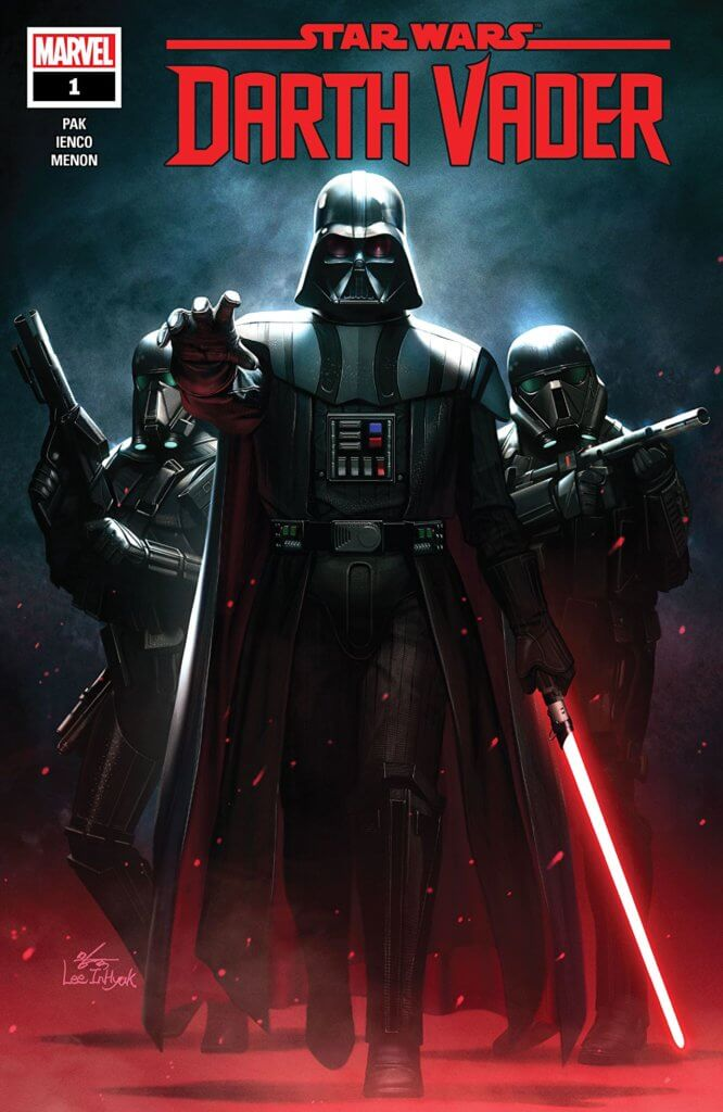 Darth Vader #1 Cover A. Marvel Comics February 2020
