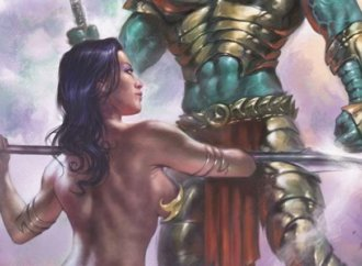 Dejah Thoris #3: Out of the Frying Pan…