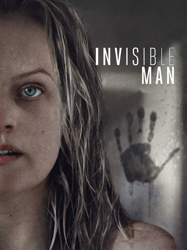 Poster for The Invisible Man (2020)