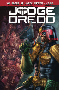 Judge Dredd 100-Page Giant. IDW Publishing