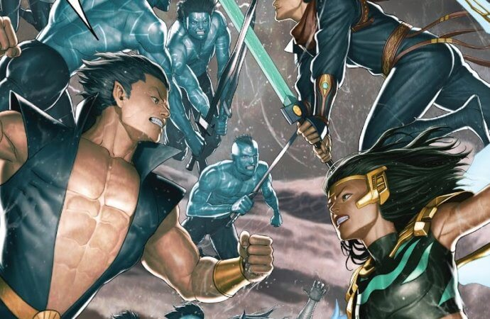 New Meets Old in Atlantis Attacks #1