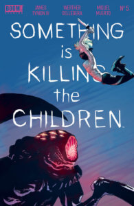 Something is Killing the Children #5, Werther Dell'Edera, BOOM! Studios, 2020