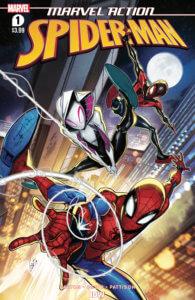 Spiderman_ver2_01 coverA. IDW Publishing
