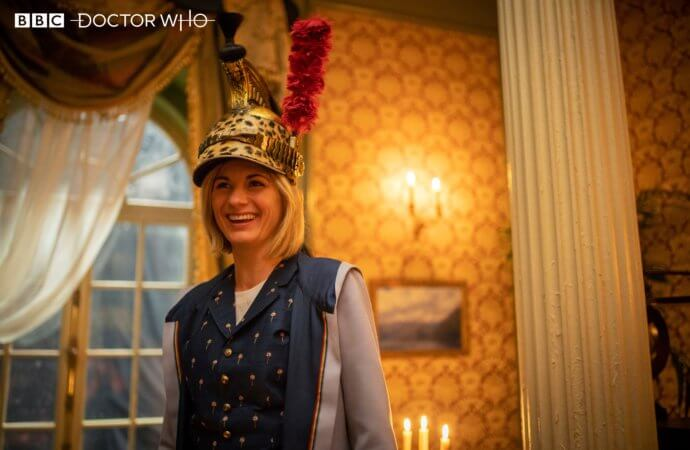 Doctor Who, Villa Diodati, and the Haunting of Gallifrey One