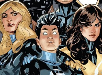 X-Men/Fantastic Four #1 Splits the Difference