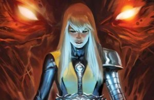 The Magik of New Mutants' Illyana Rasputin