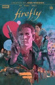 Firefly #13, Marc Aspinall, BOOM! Studios, 2020