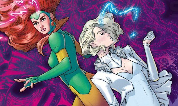 Giant-Size X-Men #1: Jean Grey + Emma Frost: Friendship is Psychic