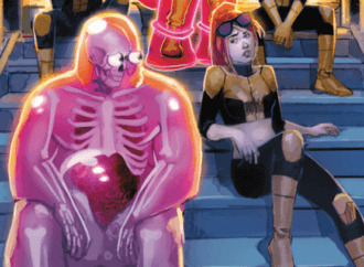 New Mutants #6: Boom, Bang, Boom