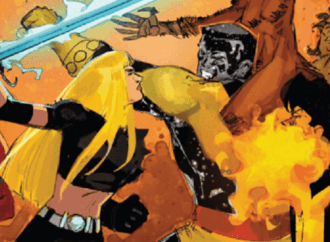 New Mutants #7: FIGHT!