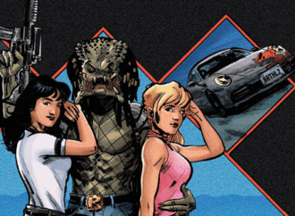 Archie vs. Predator II Goes for the Jugular—and the Funny Bone