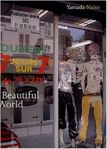 cover for Beautiful World, Yamada Naito