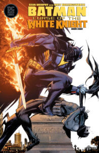 Batman fighting Azrael