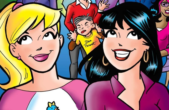 Betty & Veronica Friends Forever: It's All Relative #1 Has More Relatives, More Problems