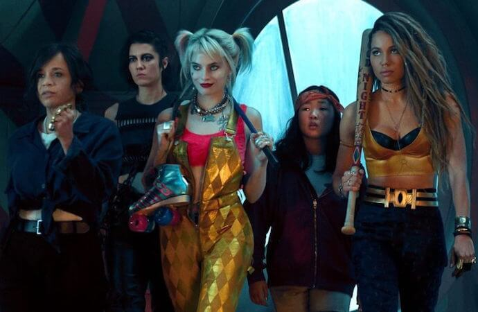 Birds of Prey Squad from IMDB
