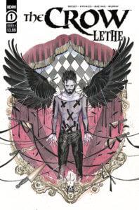 Crow_Lethe01_cvrA IDW Publishing