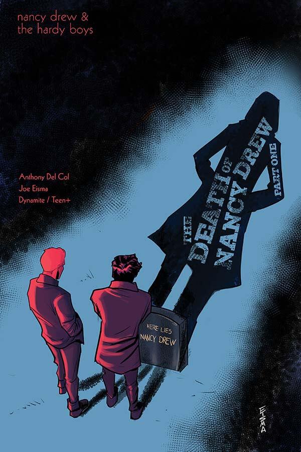 The Death of Nancy Drew #1. Dynamite Comics. April 2020