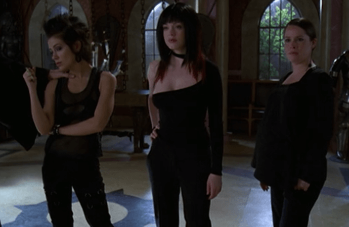 Social Distance and Watch Charmed