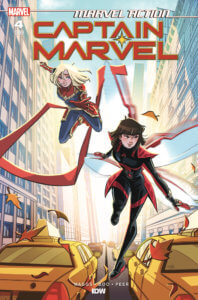 Marvel Action - Captain Marvel #4 IDW Publishing