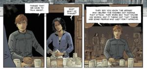 Tango vols. 1-3: Perfectly Escapist Comics