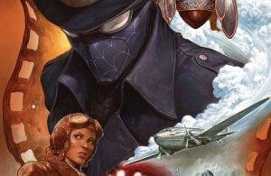 Spider-Man Noir #1: A Christie-ish Take on Everyone's Favourite Webcrawler