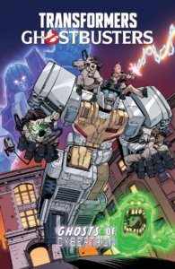 Transformers and Ghostbusters TPB IDW Publishing