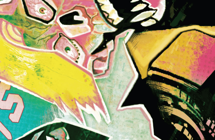 New Mutants #9: New Faces, Scary Places