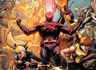 X-Men #8: Can I Offer You a King Egg in This Trying Time?