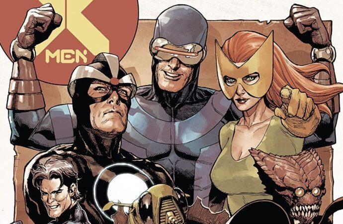 X-Men #9: Hail to the King, Baby!