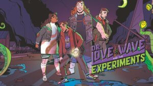 Dr. Love Wave and the Experiments #1 Hits All the Right Notes