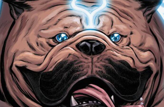 "Lockjaw Volume 1 is ""D"" for Delightful"