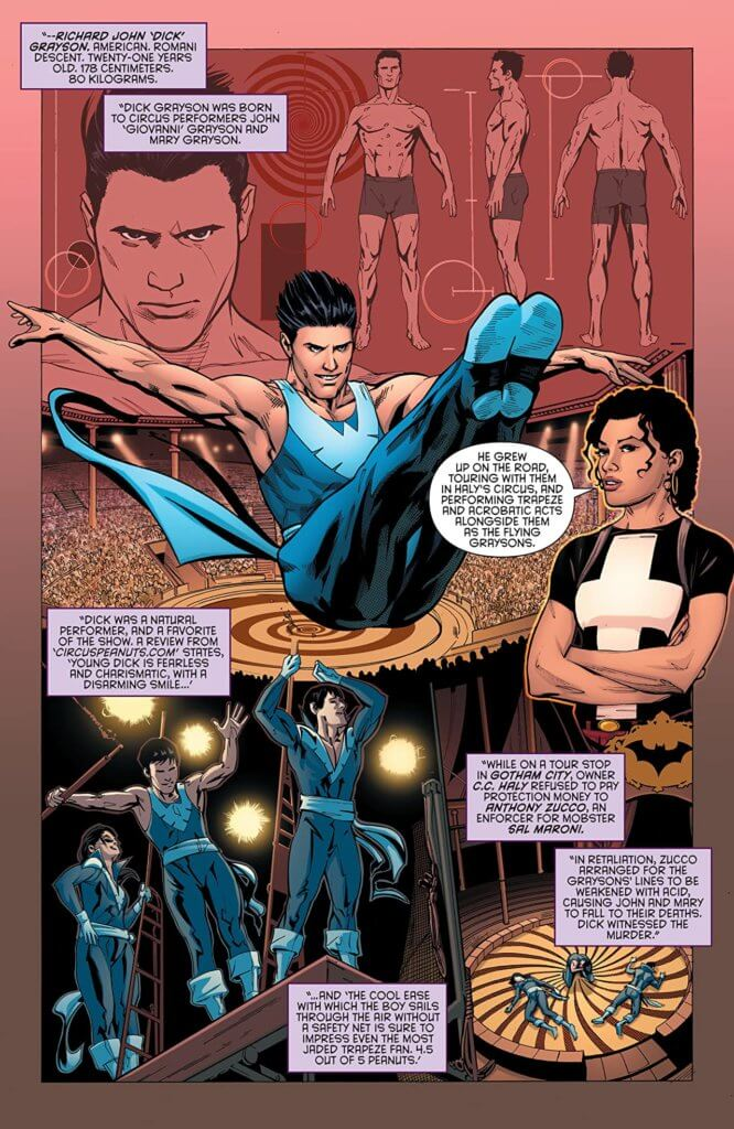 Grayson_Volume_1_Page 3 DC Comics. 2014