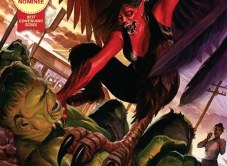 Breaking In: Immortal Hulk #20 Review