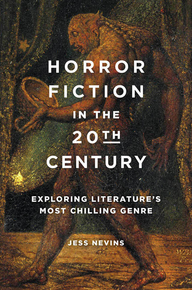 Cover of Horror Fiction in the 20th Century by Jess Nevins