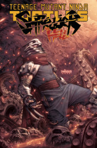 Teenage Mutant Ninja Turtles - Shredder in Hell