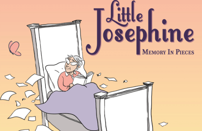 [Exclusive] Little Josephine: A Memory in Pieces from Humanoids